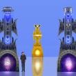 Besuch der Goldenen Pforte * vergrößern