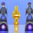 Die Goldene Pforte * vergrößern
