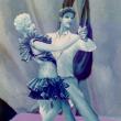 Sturm zieht auf am Horizont der bürgerlichen Welt * Ausschnitt: Tanzendes Paar * vergrößern